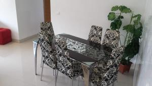 Apartement Eden Tamaris, Ferienwohnungen  Dar Bouazza - big - 5