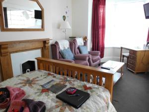 Lacey's Bed & Breakfast, Penziony  Weymouth - big - 3
