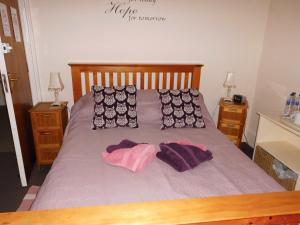 Lacey's Bed & Breakfast, Penziony  Weymouth - big - 5