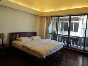 La belle villa, Apartmanok  Phnompen - big - 19