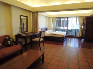 La belle villa, Apartmanok  Phnompen - big - 8