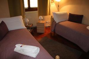 Accademia Studio, Apartments  Florence - big - 46