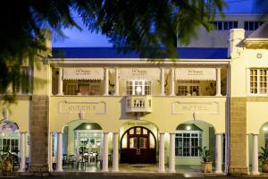 Queens Hotel, Hotels  Oudtshoorn - big - 23