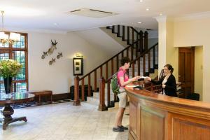 Queens Hotel, Hotels  Oudtshoorn - big - 33