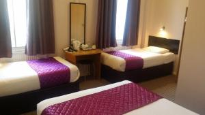 Arriva Hotel, Hotels  London - big - 5