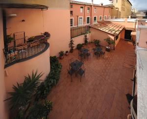 Green Apartments Rome, Dovolenkové domy  Rím - big - 4
