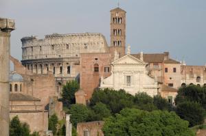 Green Apartments Rome, Dovolenkové domy  Rím - big - 6