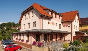 Penzion Krumlov - B&B Hotel, Vendégházak  Český Krumlov - big - 30