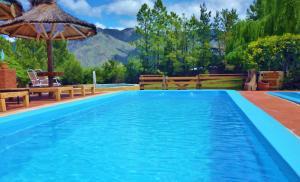 Cabaña Suiza, Lodge  Cacheuta - big - 28