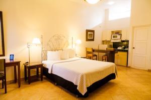 Hotel El Almendro, Szállodák  Managua - big - 5