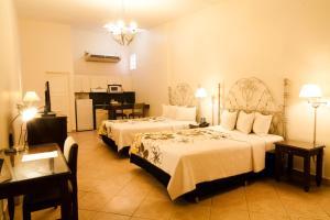 Hotel El Almendro, Szállodák  Managua - big - 6