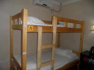 Foreigner only - Bed in 4-Bed Dormitory Room with Shared Bathroom