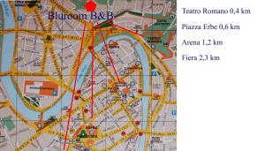 Bluroom, Penzióny  Verona - big - 39