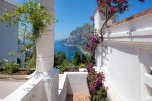 Villa Mariuccia Capri, Apartmanok  Capri - big - 54