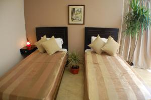 Avrio Red Sea Apartments, Apartmanhotelek  Gurdaka - big - 32