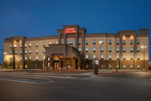 Hampton Inn and Suites El Paso-East