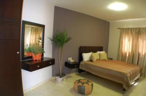 Avrio Red Sea Apartments, Apartmanhotelek  Gurdaka - big - 4