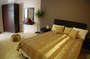 Avrio Red Sea Apartments, Apartmanhotelek  Gurdaka - big - 5