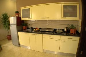 Avrio Red Sea Apartments, Apartmanhotelek  Gurdaka - big - 8