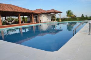 Hotel Campestre San Juan de los Llanos, Виллы  Yopal - big - 14