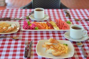 Hotel Campestre San Juan de los Llanos, Виллы  Yopal - big - 12