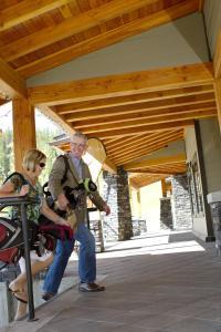 Mountain Spirit Resort, Szállodák  Kimberley - big - 45