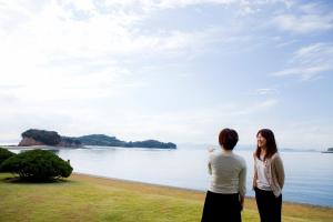 Shodoshima International Hotel, Ryokans  Tonosho - big - 54