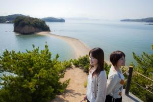 Shodoshima International Hotel, Ryokans  Tonosho - big - 51