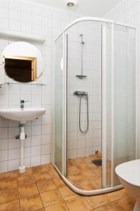 Abbekås Golfrestaurang & Hotell, Отели  Аббекас - big - 17