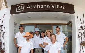 Abahana Villas Graciosa, Виллы  Бениса - big - 8