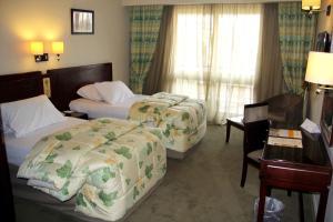 Horizon Shahrazad Hotel, Отели  Каир - big - 4