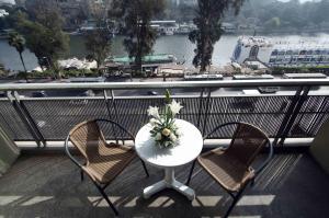 Horizon Shahrazad Hotel, Отели  Каир - big - 17