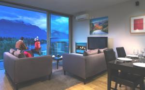 Swiss-Belsuites Pounamu Queenstown, Apartmanhotelek  Queenstown - big - 5