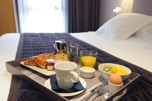 Hôtel Edgar, Hotels  Saint-Brieuc - big - 23
