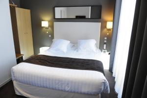 Hôtel Edgar, Hotels  Saint-Brieuc - big - 11