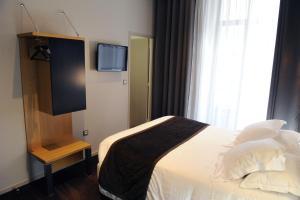 Hôtel Edgar, Hotels  Saint-Brieuc - big - 10