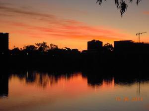 Riverside Tourist Park, Кемпинги  Рокгемптон - big - 1