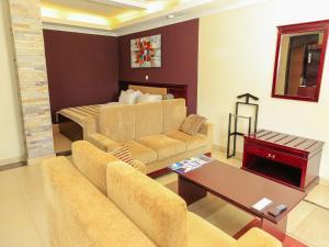 Roca Golf Hotel, Отели  Bujumbura - big - 4