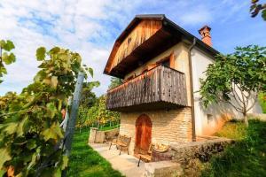 Vineyard cottage Rangus Romantic