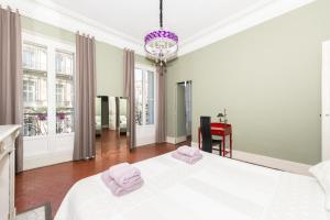 MAAM - Lafon, Apartments  Marseille - big - 24