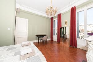 MAAM - Lafon, Apartments  Marseille - big - 31