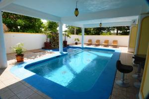 Quinta Carrizalillo, Apartmány  Puerto Escondido - big - 25