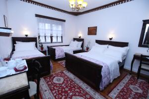 Antipatrea Hotel, Hotely  Berat - big - 4