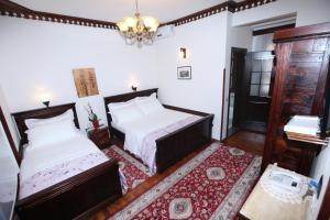Antipatrea Hotel, Hotely  Berat - big - 27