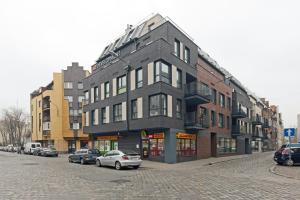 apartamenty-wroc Golden House, Apartmány  Vratislav - big - 71