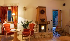 Villa Ortensia, Aparthotels  San Vigilio Di Marebbe - big - 70