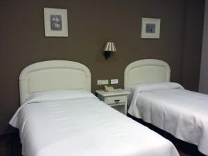 Los Bronces, Hotels  Lucena - big - 9
