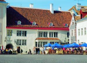 Vip Old Town Apartments, Ferienwohnungen  Tallinn - big - 4