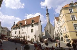 Vip Old Town Apartments, Ferienwohnungen  Tallinn - big - 9