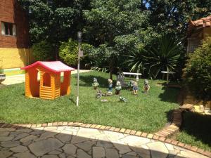Pousada Vale do Amanhecer JF, Guest houses  Juiz de Fora - big - 12